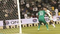 Big Clasico win for Sadd as Bounedjah scores hat-trick