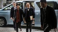 Hong Kong's former leader abused power: Prosecution