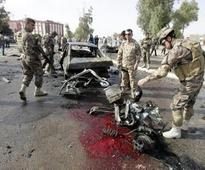 5 killed in suicide attack in Iraq