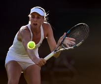 Naomi Broady through to the second round of the Katowice Open