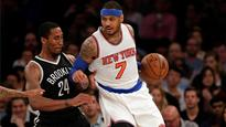 Knicks' Carmelo Anthony: 'We have a very special team on paper'