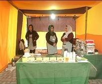 Delhi'ites taste Afghani cuisine at Winter Fair