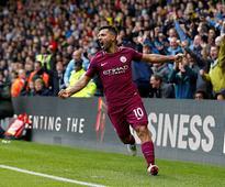 Premier League: Sergio Aguero scores thrice as Manchester City hit 6; Liverpool held by stubborn Burnley
