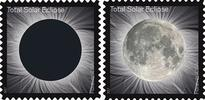 New USPS Eclipse Stamp Transforms When You Touch It