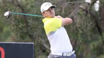 Half time approaches on PGA Tour China