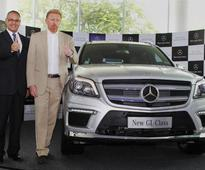 Premium SUV from Mercedes Benz