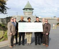 Folsom SP inmates raise funds for Sheriff's Activities League