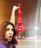 When Priyanka Chopra had Eiffel Tower at her 'fingertips'