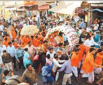 Ujjain: Chandramouleshwar procession taken out