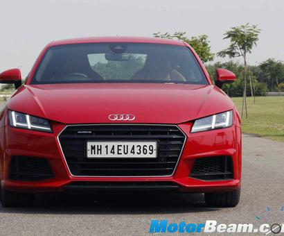 Audi TT: A stunning sports car for the Indian roads