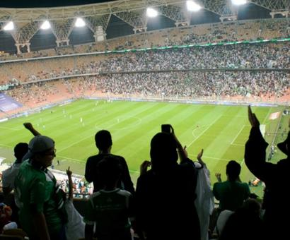 Football Briefs: Saudi women score right to watch men's matches in stadiums