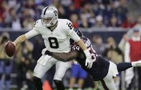 Texans make the most of golden opportunity against Raiders rookie QB
