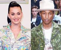 Katy, Pharrell appointed Met Gala co-chairs