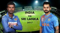 India vs Sri Lanka ODI Series 2017: Complete schedule and timings for all matches