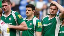What next for relegated London Irish?