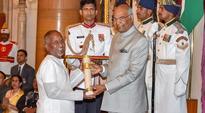 Illaiyaraja, Ghulam Mustafa Khan, 41 others given Padma awards
