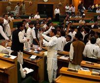 Uproar in Jammu and Kashmir Legislative council over ...