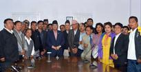 Nepal Samwat is Nepal's original identity, says PM Dahal