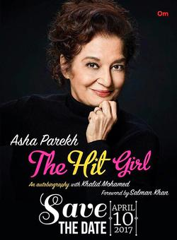 Salman to release Asha Parekh's autobiography The Hit Girl