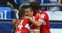 Stuttgart spoil Schalke's party