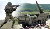 Russia launches MASSIVE military drill with Pakistan and 'prepares missiles' for WAR