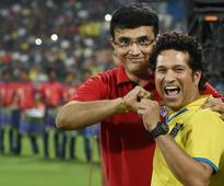Ganguly, Tendulkar expected to attend U-17 World Cup final