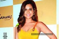 Esha Gupta attends the launch of Jet Gems' sub-brand, Canvas by Jet Gems in Mumbai