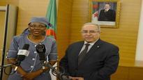 Khaketla for joint investments in Algeria, Lesotho