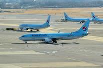 Korean Air to start non-stop flights to Delhi