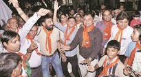 Gujarat: At victory rally, BJP supporter fires gun