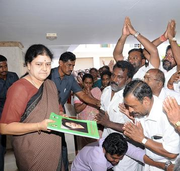How Sasikala took control of Jaya TV from jail