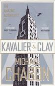 The Amazing Adventures of  Kavalier and Clay, by Michael Chabon