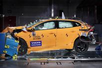 Safety rating results confirm Volvo's safety leadership