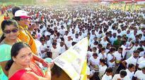 10,000 take part in 7 Hills Marathon in temple town in Tirupati