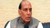 Security has improved across the nation under PM Modi's leadership: Rajnath Singh