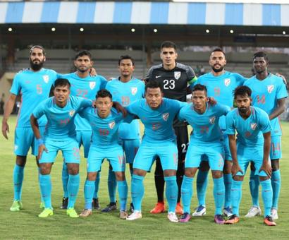 India outclass Nepal in football friendly