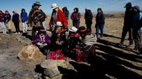 High in the Bolivian Andes, a tour of Aymara sacred sites