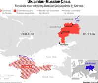 World Powers Call for Calm as Putin Bolsters Crimea Defense
