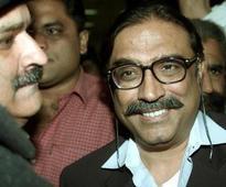Zardari criticizes funding of seminary in Khyber Pakhtukhwa