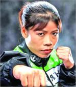 Mary Kom's Rio dream over, loses in World C'ship 2nd round