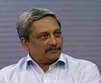 Parrikar leaves for US, logistics deal on anvil