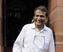 Suresh Prabhu in favour of doing away with separate Railway Budget