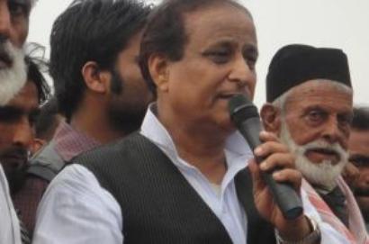 BJP, Maya protest Azam Khan's derogatory remarks on Ambedkar