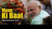 Full text of PM Narendra Modi's Mann Ki Baat speech