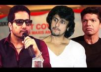 Sonu Nigam,  Mika Singh and Shaan changing  their singing styles for Baa Baaa Black Sheep