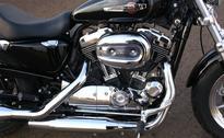 Harley-Davidson 1200 Custom First Ride Review