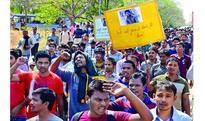 Hyderabad University campus marred by caste tensions, ideological differences