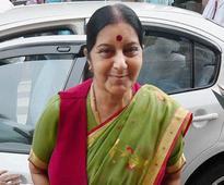 Sushma Swaraj directs safe return of Odisha labourers trapped in Saudi Arabia