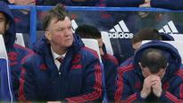 Van Gaal angry over speculation
