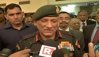 Army Chief Gen. Bipin Rawat to visit Northeast